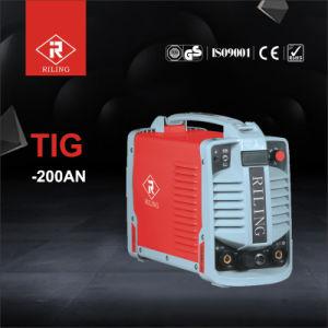 Dois máquina de soldadura das funções TIG/MMA (TIG-160AN/180AN/200AN)