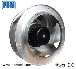 310mm Ec ventilateur centrifuge - Entrée DC