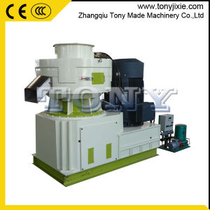 O anel da biomassa da energia morre a máquina de madeira Tyj550-II da pelota da serragem