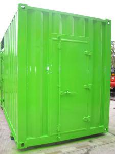 500kw природный газ Biogas Biomass Gas Landfilled Gas Powered Generator
