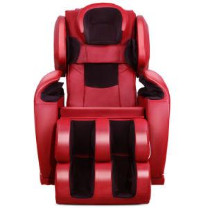 Silla llena eléctrica del masaje de la música de Bluetooth del Recliner de Shiatsu de la carrocería