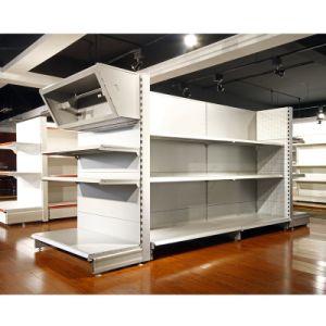Présentoir de supermarché de gondole de Tego (HY-Te)