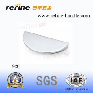 Poignée en alliage de zinc de traction de matériel de meubles (Z-920)