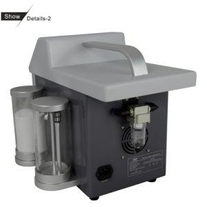 Machine en cristal de beauté d'écaillement de microdermabrasion (vipère 12 a)