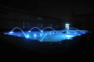 STATION THERMALE extérieure acrylique de bain (ISO9001 CE RoHS CQC)