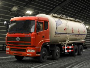 Camion/camion-citerne de réservoir de carburant