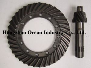 MF240 Crown Wheel et Pinion, OEM Code 1683757