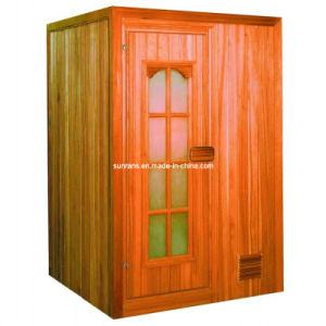 De hete Sauna van de Luxe van de Verkoop Traditionele, de Zaal van de Sauna, het Huis van de Sauna, de Cabine van de Sauna (SR122)