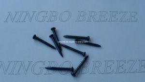 Ongle en acier bleu de brise de qualité