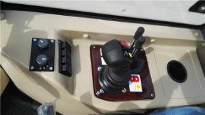 Nieuwe Generatie van de Lader van 1.0 Ton van Ce de Gediplomeerde Gearticuleerde 4WD