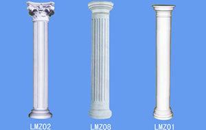 r sistance la corrosion de colonnes romaines d coratives