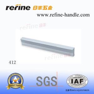 Poignée en aluminium de meubles de matériel de la vente 2015 chaude (L-412)