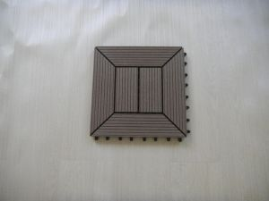Telha da plataforma do Decking Tile/Outdoor da plataforma Tile/WPC