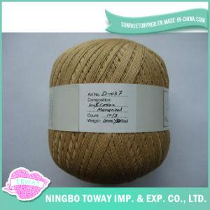 100% Coton Cross Stitch Fil Laine Tissage Fil à tricoter