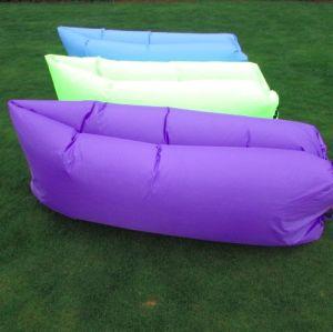 sac de couchage gonflable de lit de sommeil de salon de lit de plage d 39 air de lamzac kaisr. Black Bedroom Furniture Sets. Home Design Ideas