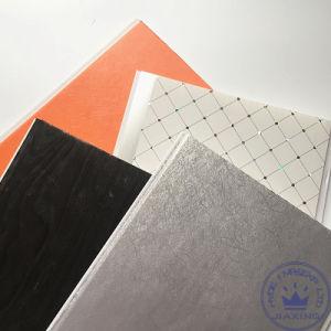 el panel de pared de de ancho de cm de techo de pvc para la
