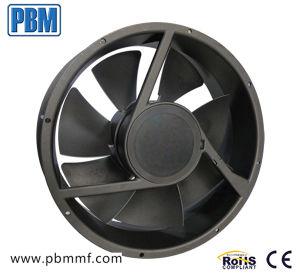 ventilador axial do extrator 48VDC de 254X89mm