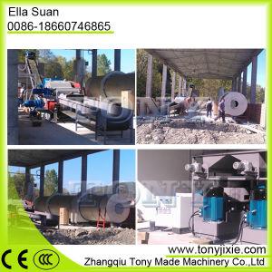 Pelota de Wood/Straw/Sawdust que faz a máquina alinhar (séries de TYJ)