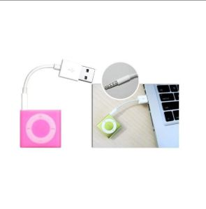 co saiqiao product  Sq USB Charger Sync Data Cable for Apple iPod Shuffle rd th Generation cm hoeryhiny