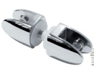 Braçadeira de vidro da prateleira (FS-3043)