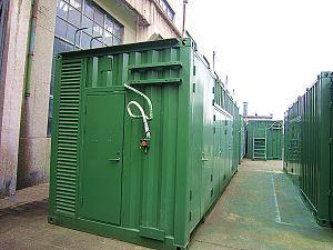 комплект генератора природного газа 1000kw/комплект производить