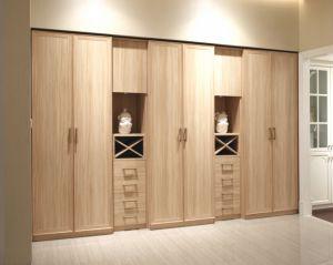 현대 작풍 합판 제품 MDF 여닫이 문 거실 옷장 – 현대 작풍 합판 ...