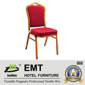 Restaurant populaire de vente chaude dinant la chaise de trame en métal (EMT-R39)