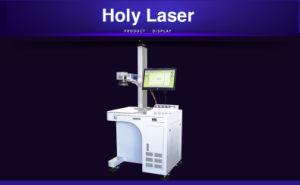 Boucle, machine d'inscription de gravure de laser de fibre de bijoux