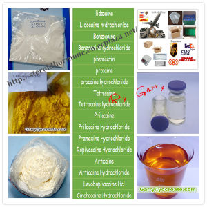 4-Chlorotestosterone poudre stéroïde orale T-Bol (CAS 2446-23-3) de Turinabol de l'acétate
