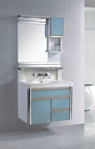 PVC Bathroom CabinetかBathroom Furniture (370)