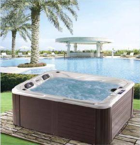 vasca da bagno esterna romantica portatile acrilica di relex