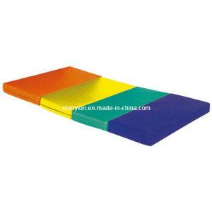 de mat van de gymnastiek mat exercise van pvc foldng van. Black Bedroom Furniture Sets. Home Design Ideas