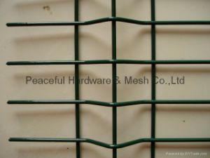 PVC geschweißte Maschendraht-Zaun-Panels