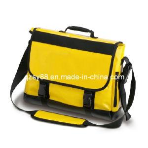 Saco do mensageiro do saco do portátil de Tarpauling da forma
