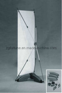 Base ao ar livre da injeção da água do carrinho da bandeira de X (ZSB)