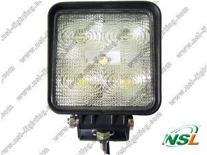 15W Eclairage de la route LED éteinte