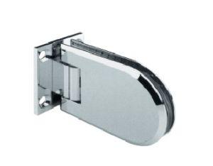Dobradiça de porta de vidro do chuveiro de bronze Rotatable de 360 graus