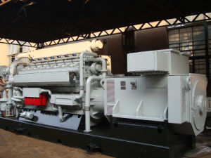 комплект генератора природного газа 600kw