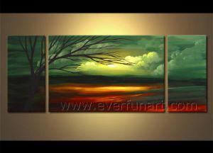 co everfunart product Modern Canvas Art Landscape Oil Painting LA  eyosuorsg