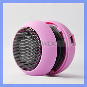 MiniWireless Hamburger Bluetooth Speaker mit USB für PC Mobile MP3 MP4 (BS-02)