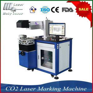Machine de marquage non métallique haute précision Hsco2-30W