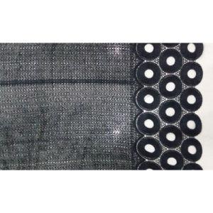 Polyester 100% Fabric Lace pour Dress (BP-004)