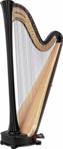Harpe de pédale d'harpe/harpe professionnelle de pédale (LDP-3C)