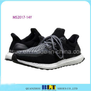Hot Sale Flyknit superior PU Outsole Sport Shoes