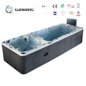 جديد تصميم [سويمّينغ بوول] منتجع مياه استشفائيّة مع بلبوّا نظامة