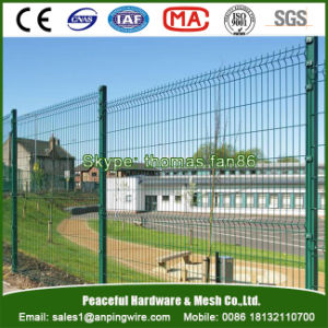 Geschweißter Maschendraht-Zaun