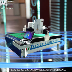 laser Engraving Machine (HSGP-L) de 3D Glass Large Size