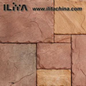 Artificial Stone Bricks and Tiles, Cement Artificial Stone (YLD-30013)