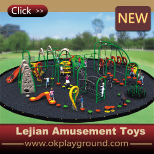 Belle maternelle Colorful loisirs de plein air Playground Equipment (P1201-1)