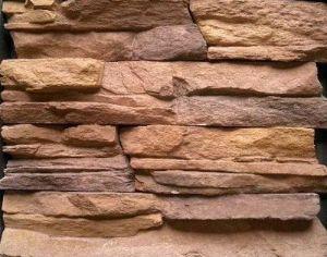 piedra artificial de la cultura para la pared exterior e interior